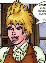 Autism Face Value Comics Cass