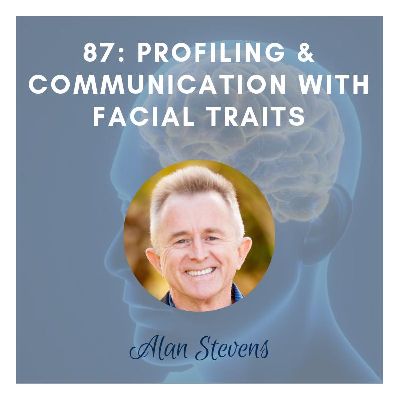 Alan Stevens, International Profiling & Communication Specialist