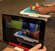 STEAM - LEGO robotics animation