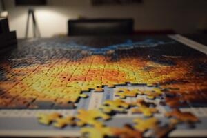 puzzles to improve attention